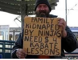 I Need Money Meme - need money for karate lessons by tacoma1343 meme center