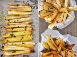 cuisiner panais recette frites de panais recette facile la cuisine de nathalie la