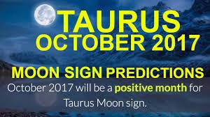 2017 horoscope predictions taurus vrishabha rashi monthly horoscope for october 2017