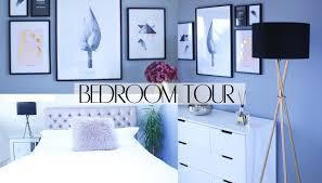 my new bedroom loft tour youtube