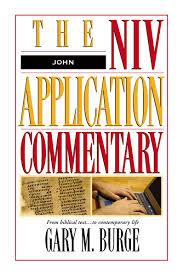 spirit of halloween job application john the niv application commentary gary m burge 9780310497509