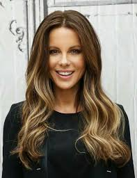hair highlighted in front 50 fashionable ideas for brown hair with blonde highlights my
