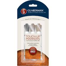 guardsman wood repair touch up markers 3 count walmart com