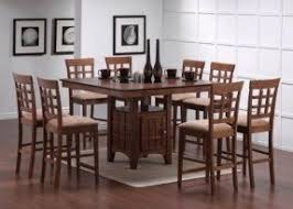 beautiful design dining table with lazy susan bold dining room