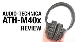 audio technica ath m50 amazon black friday audio technica ath m40x review youtube