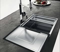 robinetterie franke cuisine franke centinox pro mitigeur d évier à douchette inox 301399