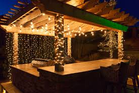 Diy Backyard Lighting Ideas Diy Outdoor Patio Lighting Ideas Outdoor Patio Lighting Ideas To