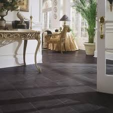 a review of slate floor tile properties and usage options