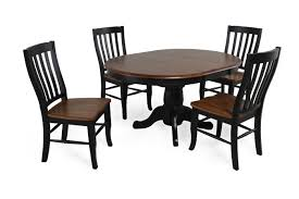 Cheap 5 Piece Dining Room Sets Quails Run Dining Set Winners Only Mathis Brothers