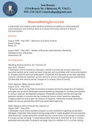 public relations manager resume public relations manager resume sample resume writing service