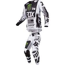 motocross pants and jersey combo fox racing 2017 180 monster pro circuit se pant jersey combo