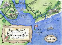 Charleston Map Designs By Robyn Love Charleston South Carolina Calligraphy