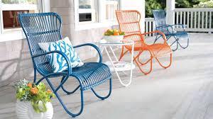 retro patio glider outdoor goods