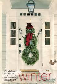 creative front door decorations
