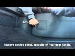 how to unlock a jeep liberty without jeep liberty rear door fix unlock