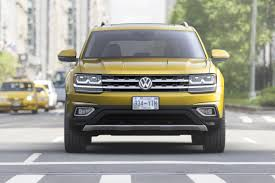 white volkswagen atlas 2018 volkswagen atlas available with vr6 engine roomy enough for