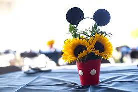 mickey mouse clubhouse centerpieces kara s party ideas mickey mouse clubhouse birthday party kara s