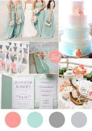 wedding color schemes soft and wedding colors sea foam wedding color