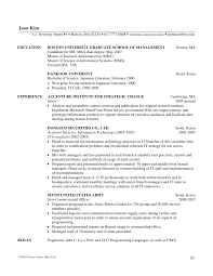 Putting Gpa On Resume Writing Mba Resumes