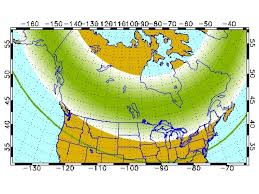 northern lights location map northern lights may be visible on long island this weekend wantagh