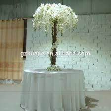 Tree Centerpiece Wedding by Artificial Cherry Blossom Tree Wedding Table Tree Centerpieces