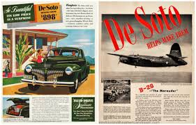 newspaper car ads how detroit won wwii envisioning the american dream