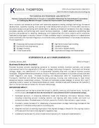Technology Skills On Resume 13 Sample Resume For Solution Architect Resume Senior Solutions