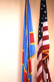 Dr Congo Flag République Démocratique Du Congo