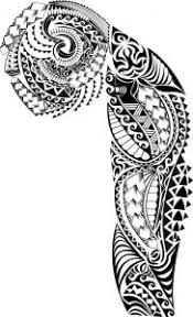 polynesian tribal tattoos small tattooic