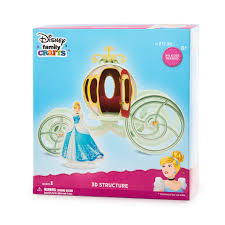 buy the darice disney family crafts foam 3d structure kit