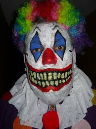 Scary Clown Costumes Halloween 25 Scary Clown Face Ideas Scary Carnival