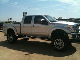 2007 F250 Lifted Offroad Outlaws Katy Texas Solution To Lift Kits And Truck Accessories