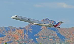 Flybe Route Map by Mesa Airlines Provides Regional Air Service For American Airlines