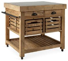 kitchen islands small rustic kitchen cart home design and decorating