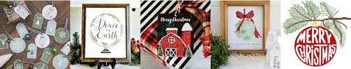 christmas gift tags printable four generations one roof