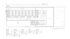 Woodshop Floor Plans by Mali Stl Architects