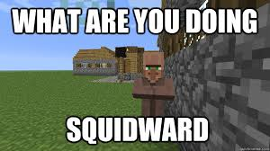 minecraft villager meme thing memes quickmeme