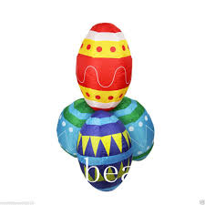 Large Outdoor Easter Egg Decorations by Popular Inflatable Easter Egg Buy Cheap Inflatable Easter Egg Lots