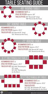 what size tablecloth for 48 round table pin by annora on round end table pinterest modern
