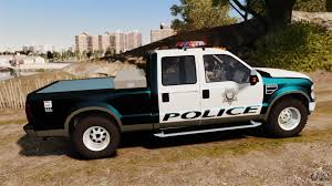 Ford Raptor Police Truck - ford f 250 super duty police els for gta 4