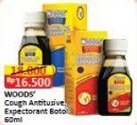 Obat Woods promo harga woods obat batuk demam flu terbaru minggu ini katalog