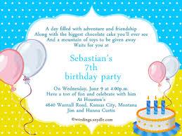 invitation text for birthday party gallery invitation design ideas