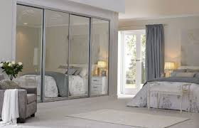 closet glass door mirror closet doors slimfold series bifold mirror closet 25 best