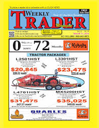 weekly trader march 31 2016 by weekly trader issuu