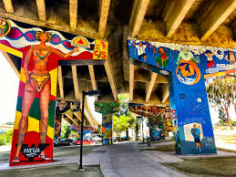Chicano Park Murals Restoration by Quetzalcoatl In Chicano Park Writing Is Thinking
