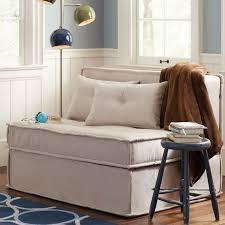 Chair And A Half Sleeper Sofa Cushy Sleeper Sofa 47 25