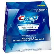 crest 3d white whitestrips with light teeth whitening kit crest 3d white whitestrips professional effects teeth whitening kit