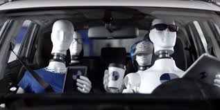 nhtsa will put crash test dummies in backseats thanks to uber