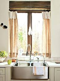 compact kitchen curtains valance only u2013 muarju