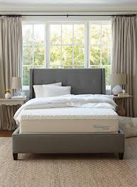 Ergo Bed Frame Tempur Pedic Most Recommended Bed In America Modern Bedroom